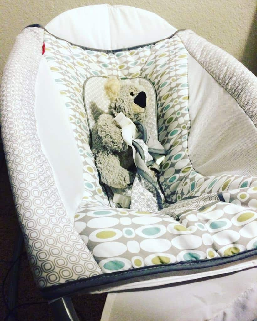cute baby swing to add to baby checklist