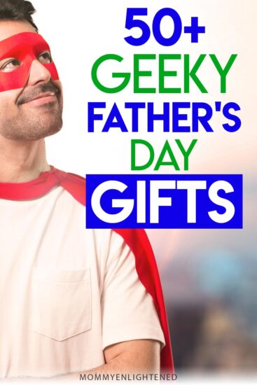 geeky fathers day gifts pinterest pin