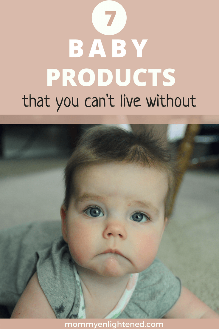 The top 7 baby products in 2018 that will help you survive the first year with a baby. Perfect for a baby registry or your personal list of baby necessities. There are a lot of things on the market for babies, and we have tried most of them. Here are the baby items we could not have lived without.