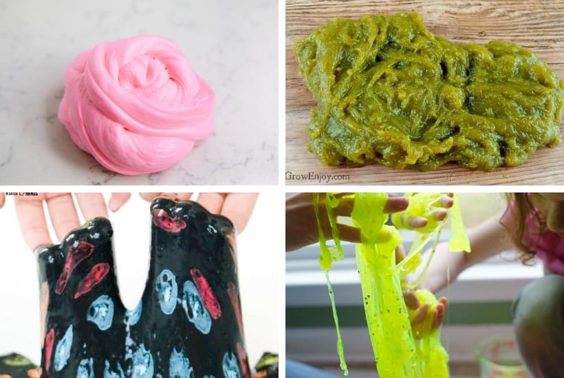 other cool slime recipes