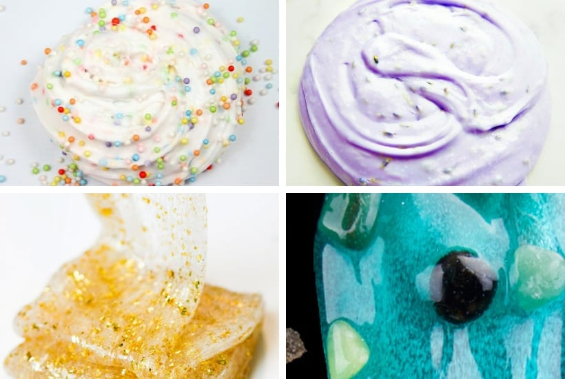 sensory cool slime recipes