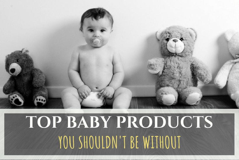 The Top Baby Products