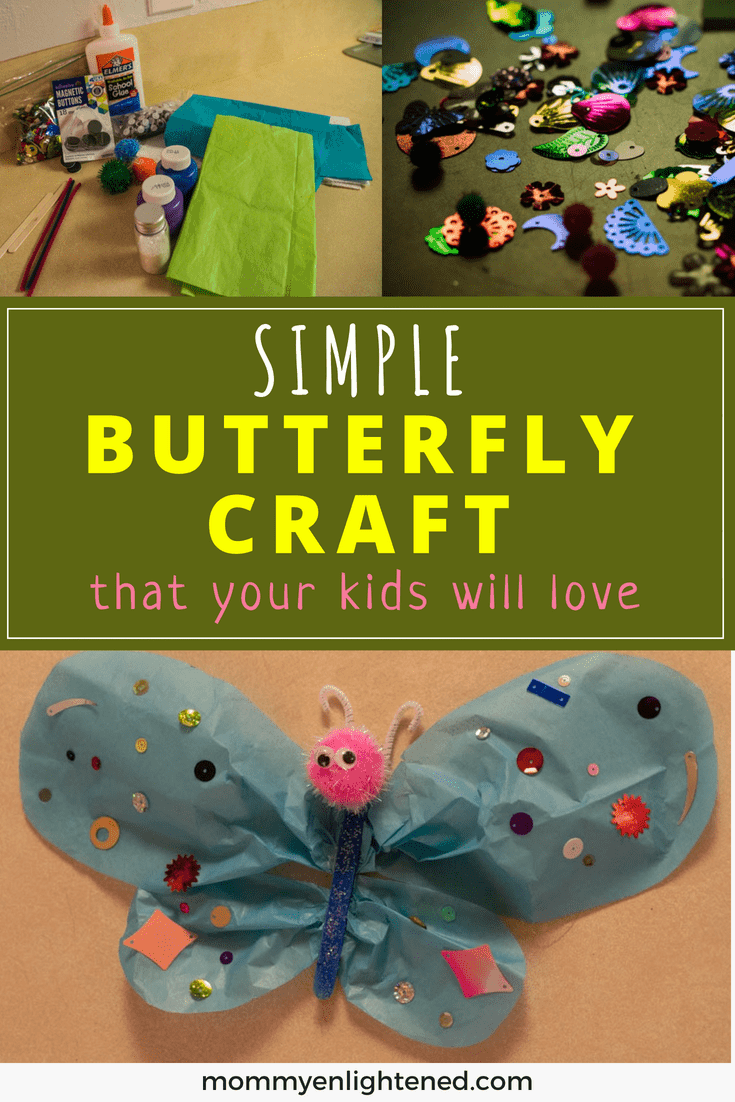 This super awesome magnetic butterfly craft is simple and fun to make. This art project is suitable for older toddlers and children. Butterfly crafts make for a fun summer activity, and you can make it educational too! This kid-approved activity is budget friendly, and you may have most of the supplies around your house.