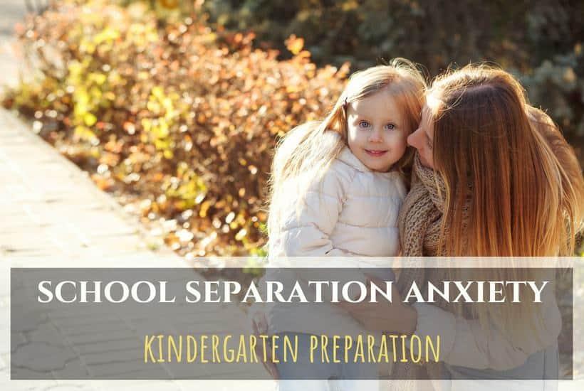 Kindergarten Separation From Parents