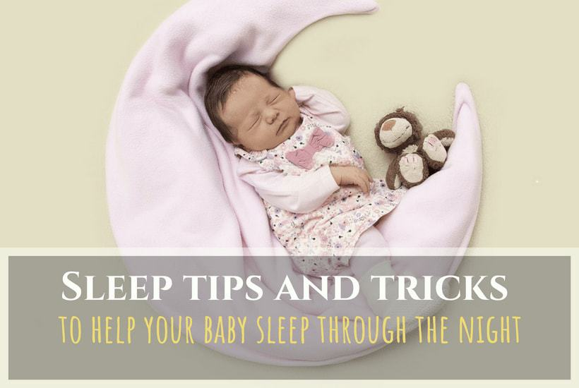 How To Get Your Newborn Sleeping Through The Night