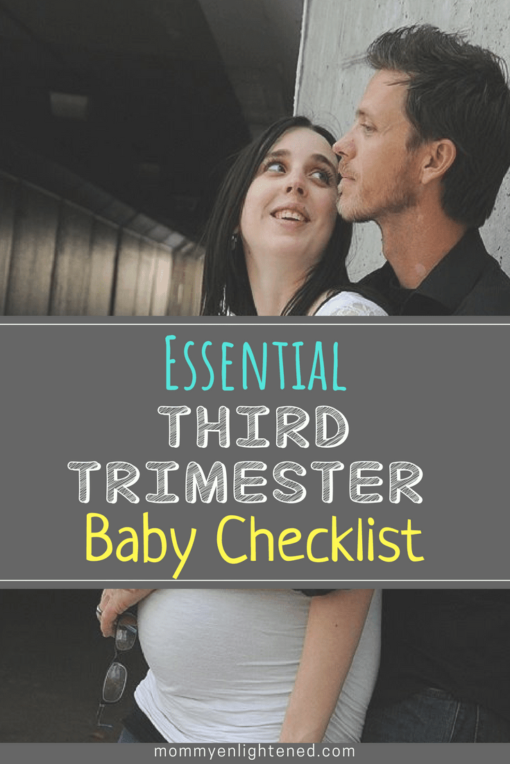 You are almost done! Here is a third trimester to do list that will help you cover your bases for everything baby. Be ready for your newborn by completing this pregnancy checklist--it'll make your life easier!