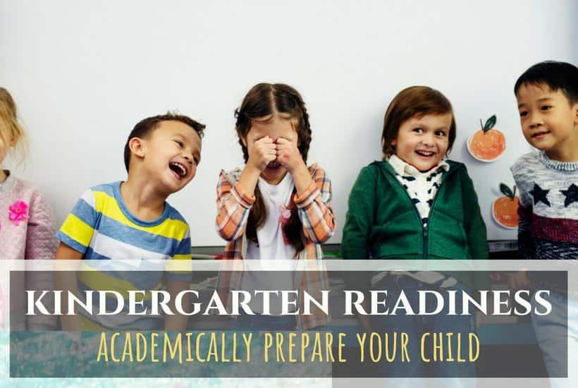Academic Kindergarten Readiness