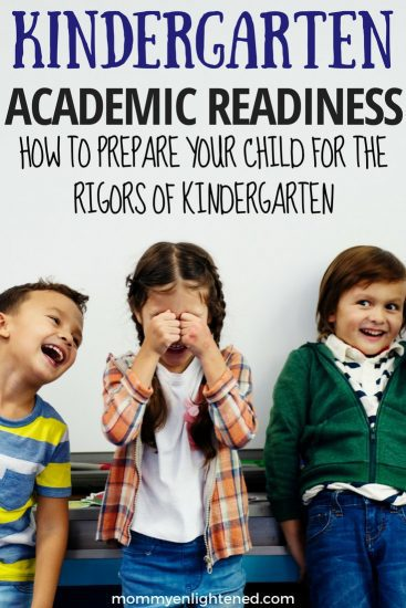 Kindergarten is such an exciting (maybe a little heartbreaking) time for your family. We have decided to pick the brain of a kindergarten teacher to bring you the most important things you can do at home to ensure kindergarten readiness. Make sure your preschool-aged child is academically and emotionally prepared for the rigors of kindergarten.