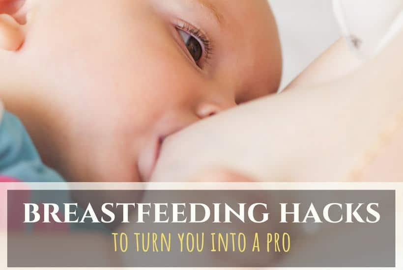Brilliant Breastfeeding Hacks For New Moms