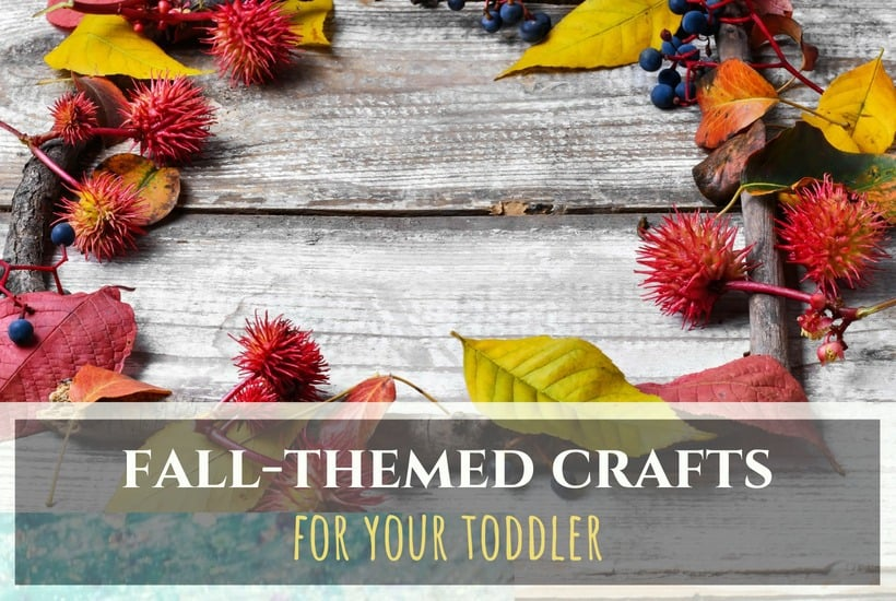 Toddler Fall Crafts