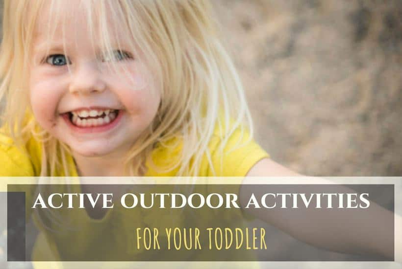 Fun Activities To Do With Your Toddler