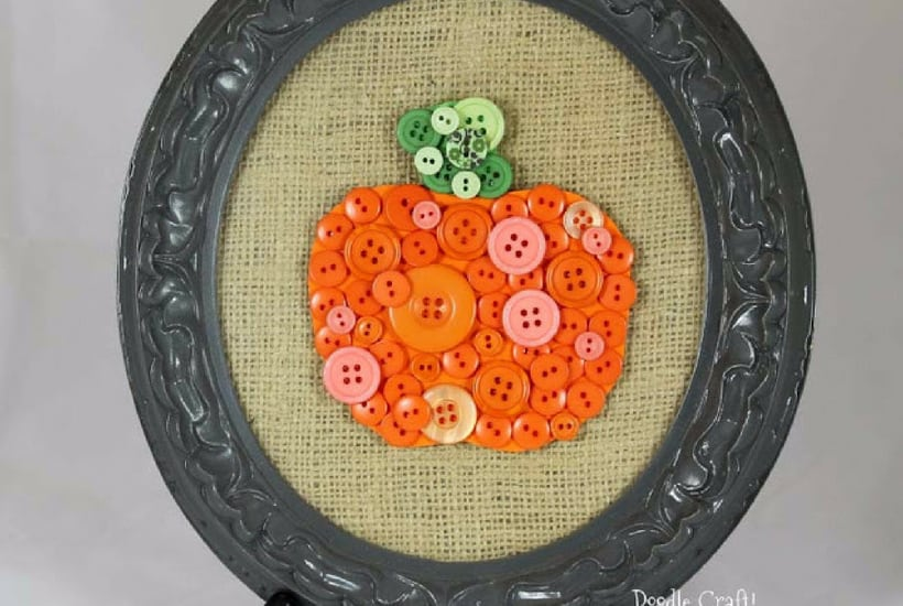 pumpkin halloween crafts for toddlers