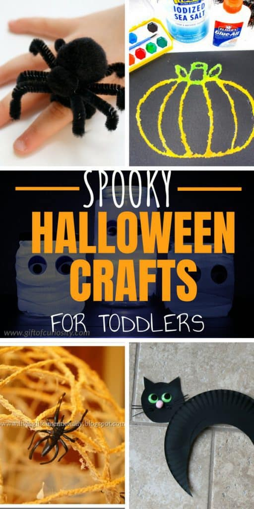 Halloween Crafts For Toddlers Mommy Enlightened