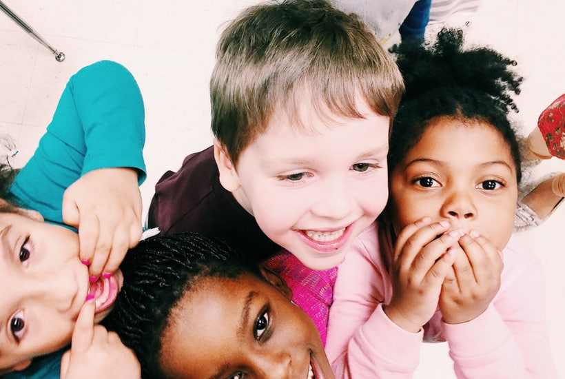 teaching diversity to toddler