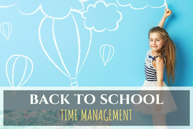 Back to School Hacks for Time Management