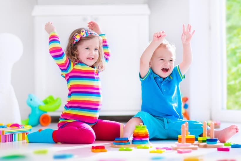 Best Developmental Christmas Gifts for One Year Olds