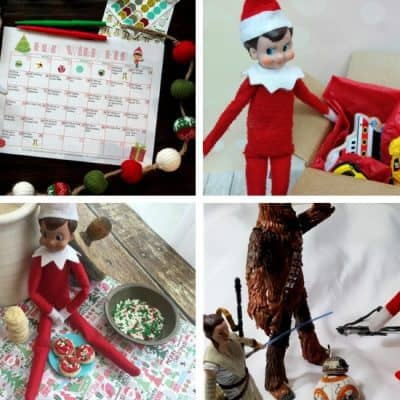 Fun Elf on the Shelf Activities & Printables