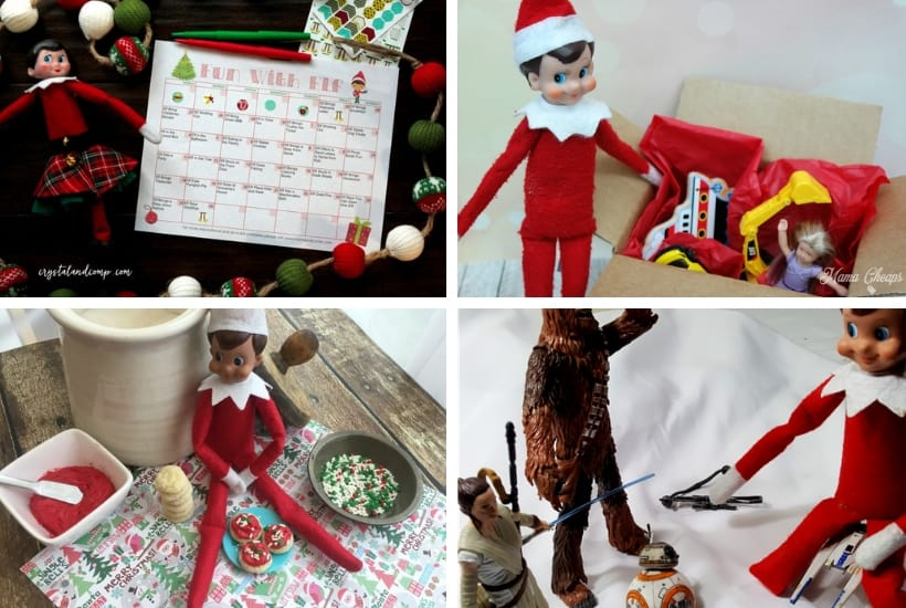 elf on the shelf activities and printables