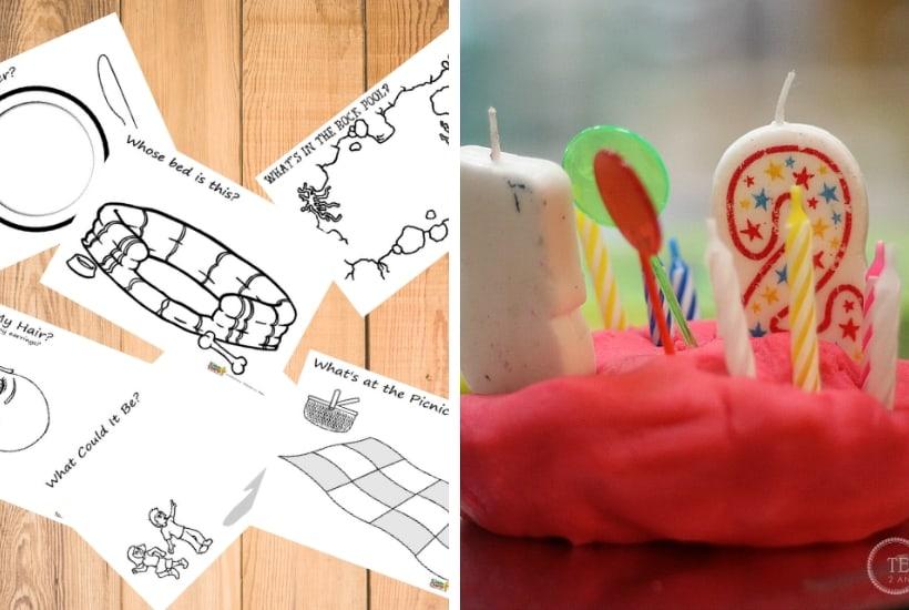 open play play dough activities