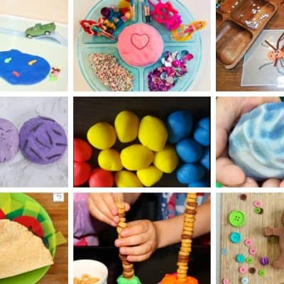 Ultimate List of Play Dough Activities Your Kids Will Love