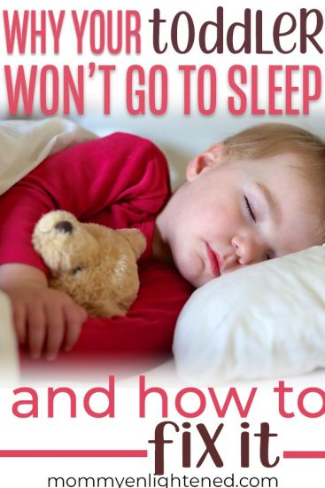 toddler keeps getting out of bed in the middle of the night pinterest pin