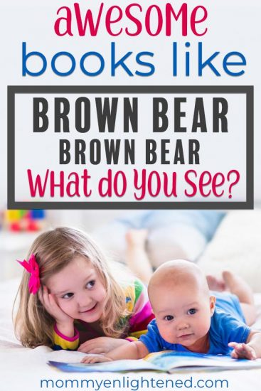 pin for books like brown bear brown bear