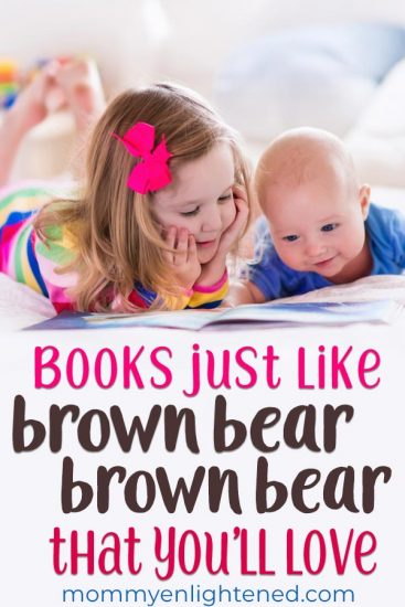 books just like brown bear brown bear