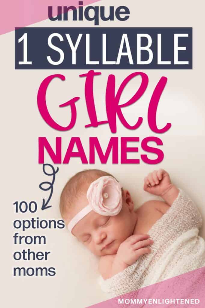 baby name pinterest pin